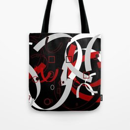 Simple Abstract Tote Bag