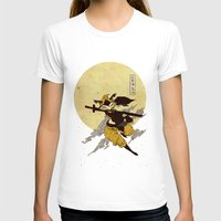 kitsune T-shirts featuring Kitsune by PD Design Studio
