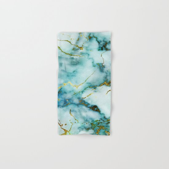 Marble Effect #1 Hand & Bath Towel