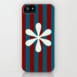 Asterisk iPhone Case