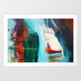 Sustain Art Print