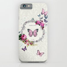 Papillons Slim Case iPhone 6s