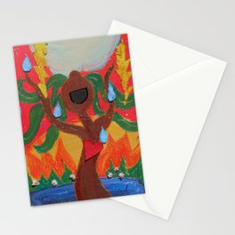Singing Tree Stationery Cards