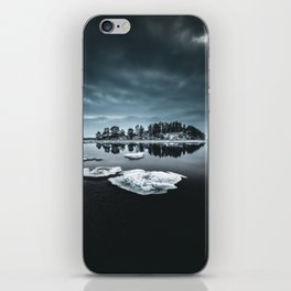 Only pieces left iPhone Skin