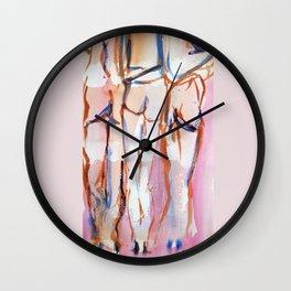 Derrières Wall Clock