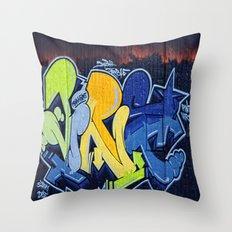 Wall-Art-010 Throw Pillow