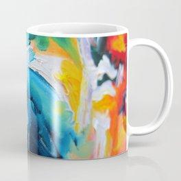 Oasis on Fire Coffee Mug