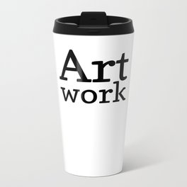 Artwork Metal Travel Mug