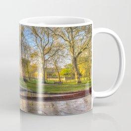 Buckingham Palace and Canadian War Memorial Coffee Mug