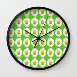 Daisy daisy Wall Clock