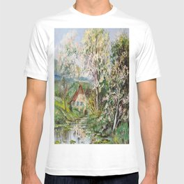 House by the lake T-shirt