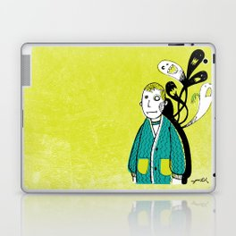 Everybody Has a Ghost or Two Laptop & iPad Skin