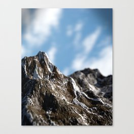 The Outpost Canvas Print