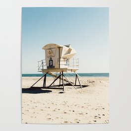 Huntington Beach Poster