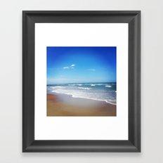 Ocean II Framed Art Print