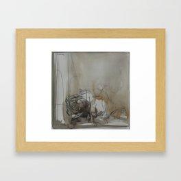 La Nina  Framed Art Print