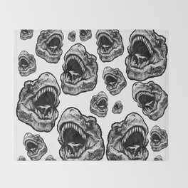 dimosaur15 Throw Blanket