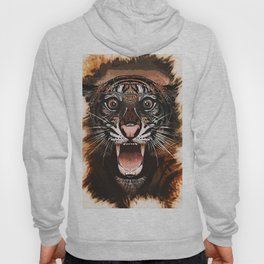 Surprised Tiger Hoody