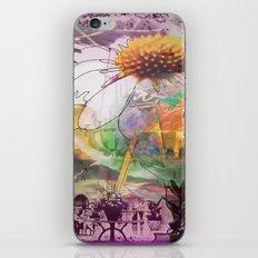 Daisy Illumination iPhone & iPod Skin