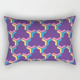 Kaleidoscope Kandy  Rectangular Pillow