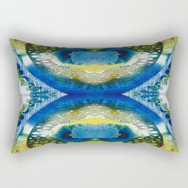 Terra hourglass Rectangular Pillow