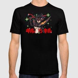 Kill La Kill Ryuko & Senketsu Tribute T-shirt