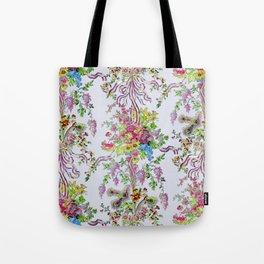 Marie Antoinette's Boudoir Tote Bag