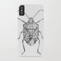 Pentatomidae Slim Case iPhone X