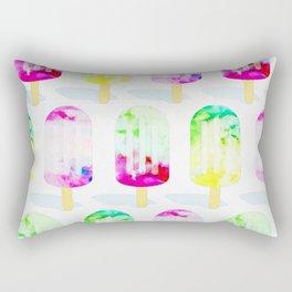 Popsicle Frenzy #society6 #decor #buyart Rectangular Pillow