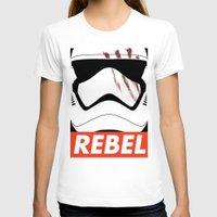 rebel T-shirts featuring REBEL by Bertoni Lee