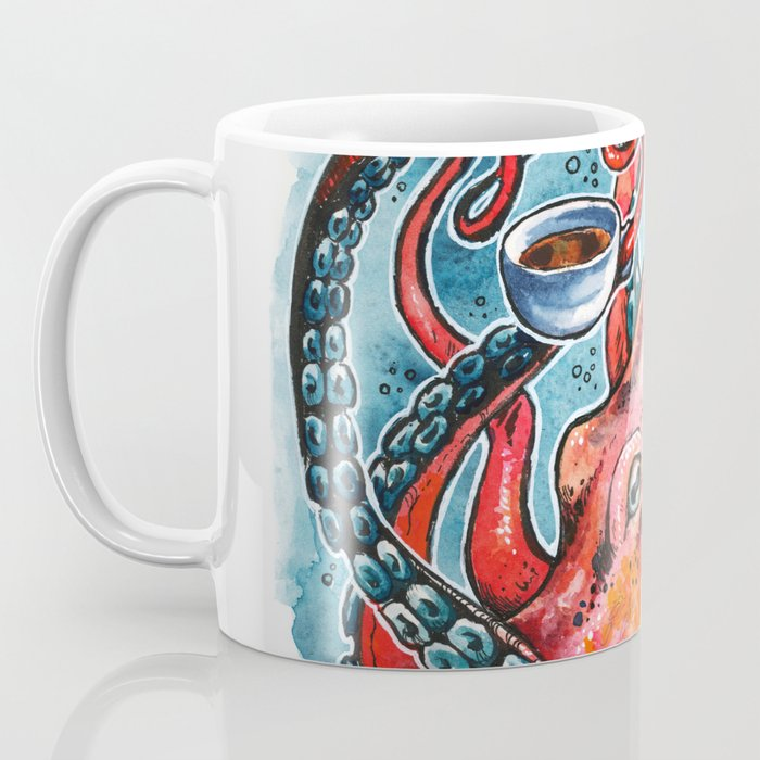 Octorista Coffee Mug