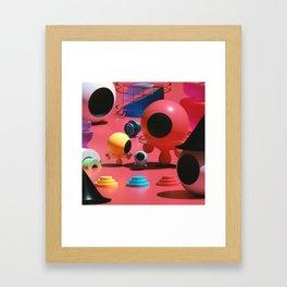 PURITYGRID Framed Art Print