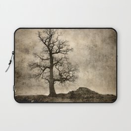 Tree At Park Brow Laptop Sleeve