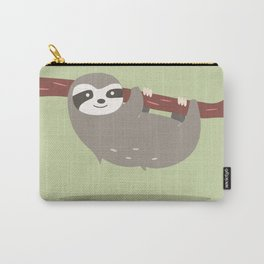 Sloth card - I'm your spirit animal Carry-All Pouch