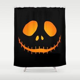 Black Jack Shower Curtain