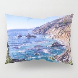 California Dreamin - Big Sur Pillow Sham