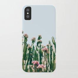 Blush Cactus #society6 #decor #buyart iPhone Case