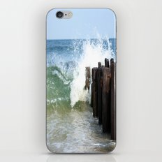 Atlantic Fury iPhone & iPod Skin