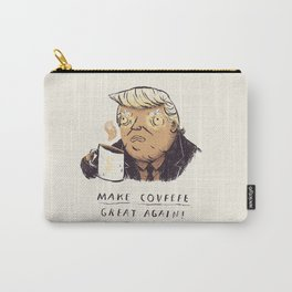 make covfefe great again! trump print Carry-All Pouch