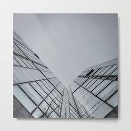 Tipping point Metal Print