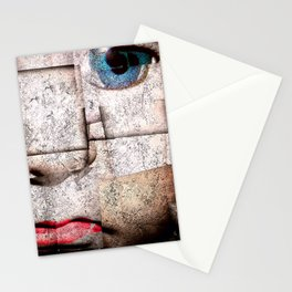 puppet show II Stationery Cards