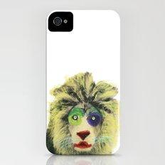 Lion iPhone (4, 4s) Slim Case
