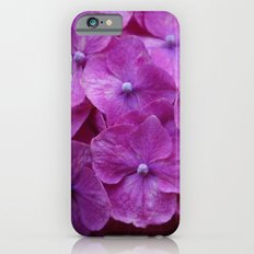 Perfectly Hot Pink Hydrangeas Slim Case iPhone 6s