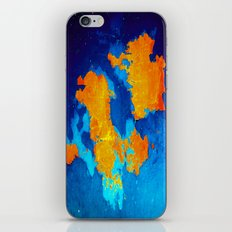 Pangea iPhone & iPod Skin