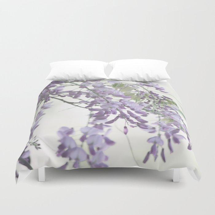 Wisteria Lavender Bettbezug
