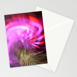 Unbelievable light refraction Stationery Cards