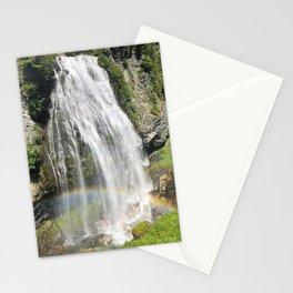 Waterfall Rainbow Stationery Cards