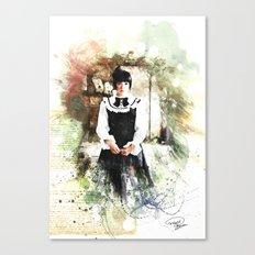Lolita DaVinci Canvas Print