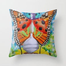 IMAGONIA Throw Pillow