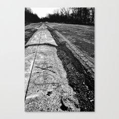 3 Miles Canvas Print
